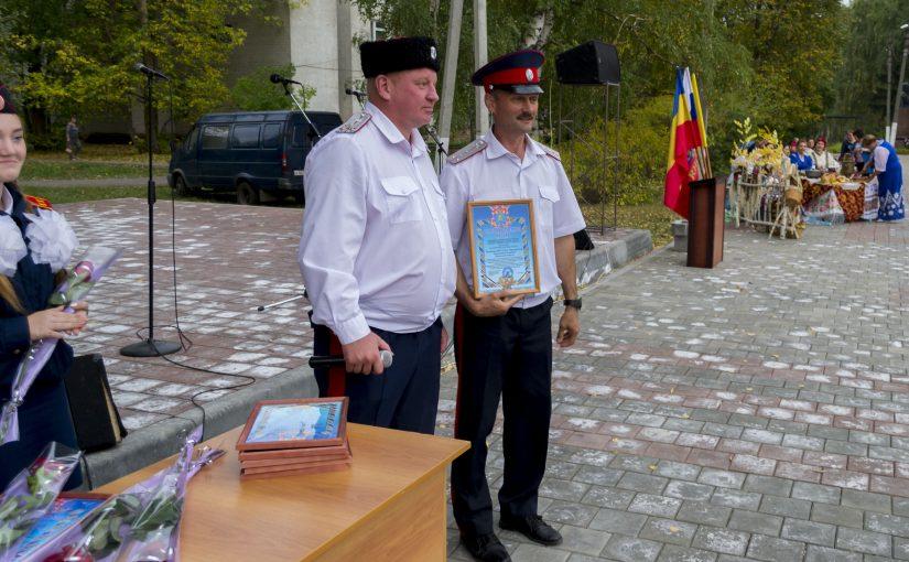 В Колышлее состоялся праздник казачьей культуры «Казачий круг»
