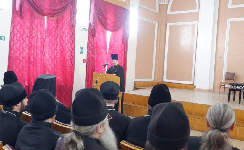 В Сердобске прошел региональный этап XXVIII Международных Рождественских образовательных чтений