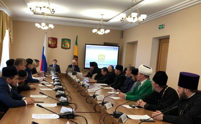 Сердобская епархия подписала соглашение о сотрудничестве и взаимодействии с областными религиозными организациями