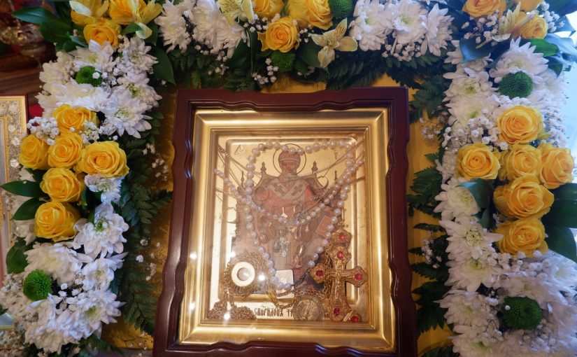 Епископ Митрофан совершил литургию в Молитвенном доме г. Спасска