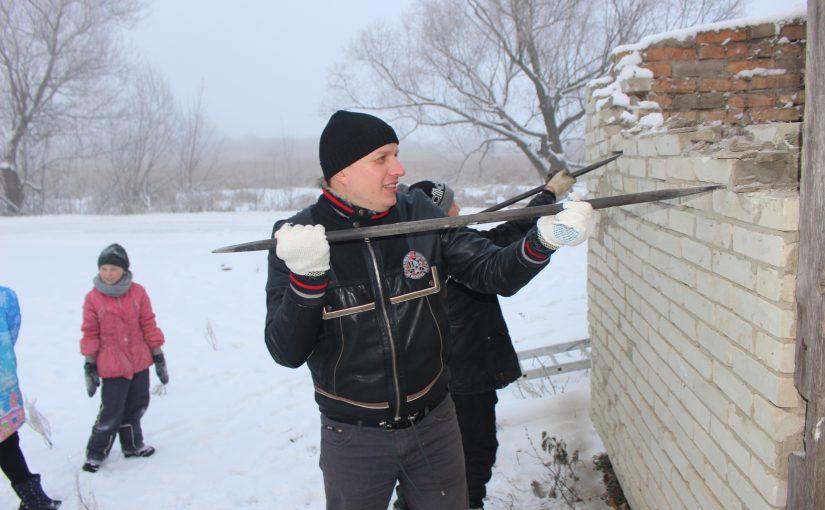 Храм святой Аллы Готской успешно провел 29-й волонтерский лагерь