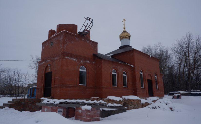 Епископ Митрофан посетил Троицкий храм в с. Большая Ижмора