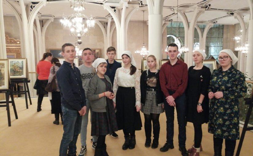 Представители села Поима посетили Рождественские чтения