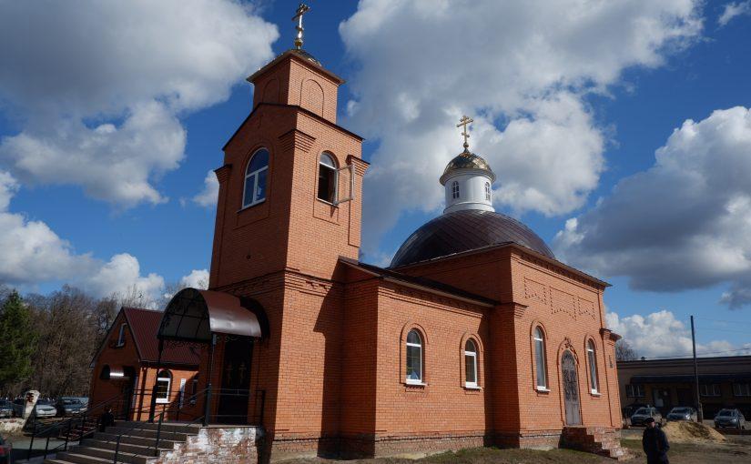 Во вторую родительскую субботу Великого поста епископ Митрофан совершил Литургию в кладбищенском храме г. Сердобска