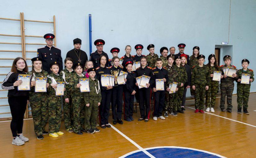 Иерей Дмитрий Пятунин благословил участников соревнований по военно-прикладным видам спорта