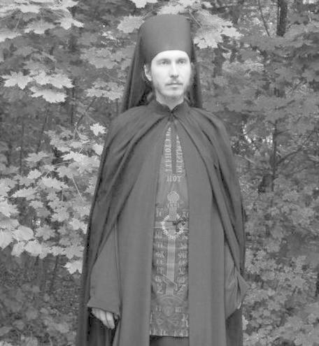 Преставился ко Господу иеросхимонах Нектарий (Кудряшов)