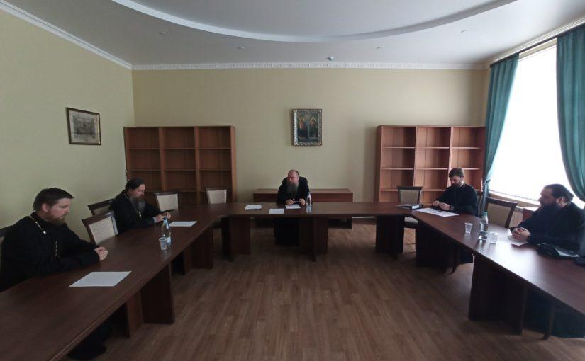 Епархиальный совет Сердобской епархии