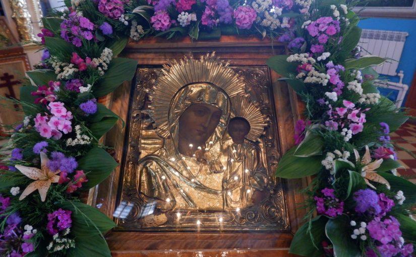 Накануне дня празднования в честь Казанской иконы Божией Матери, епископ Митрофан совершил Всенощное бдение в кафедральном соборе Сердобска
