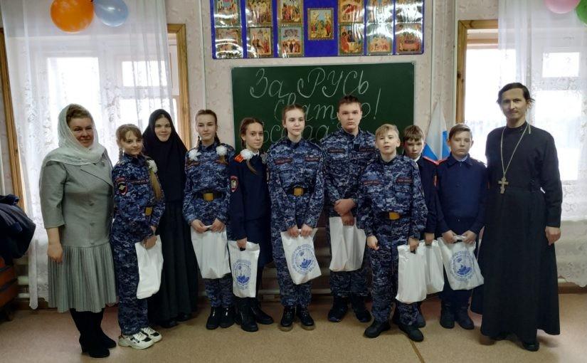 В с. Новые Пичуры Наровчатского района состоялось мероприятие, посвященное Дню православной молодежи
