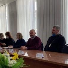 Иерей Сергий Аграфонов принял участие в межрайонном семинаре по вопросам организации муниципальной системы социальной реабилитации совершеннолетних наркозависимых