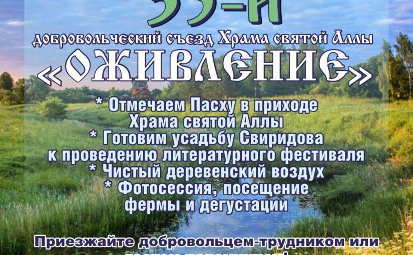 Волонтеры собираются в Колышлейском районе для подготовки литературного фестиваля в уникальной усадьбе
