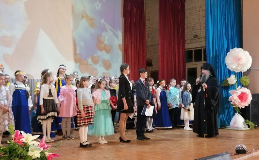 Пасхальный концерт в с. Пригородное