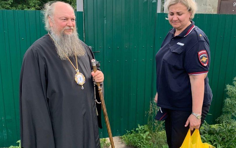 Социальная помощь нуждающимся и малоимущим семьям Сердобской епархии