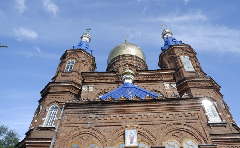 В День Крещения Руси во всех храмах прозвучал колокольный звон