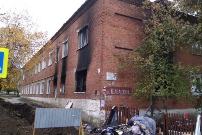 Социальный отдел Сердобской Епархии оказывает помощь пострадавшим при взрыве газа в Сердобске